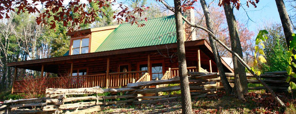 Pigeon Forge Cabin Rentals Log Cabins Riverstone Resort