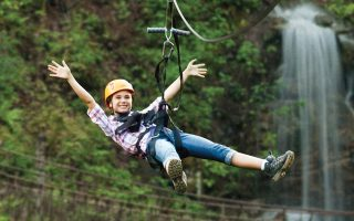 Fox Fire Zip Line Canopy Tour