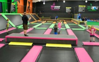 Sevier Air Trampoline Park Package