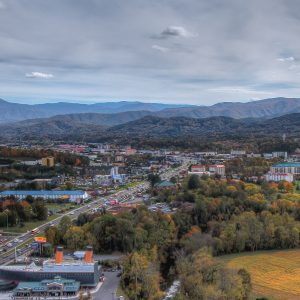 Pigeon Forge Fall Rod Run